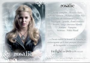 Rosalie Hale Wallpaper Theme