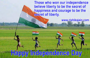 Happy Independence Day (15 August )India, Quotes ,greetings,wishes