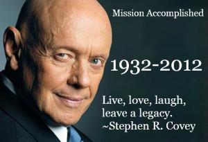 Live, Love, Laugh, Leave a Legacy