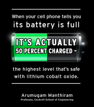 Building a Better Lithium-Ion Battery