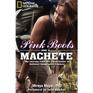 Books:Exploration:Pink Boots and a Machete