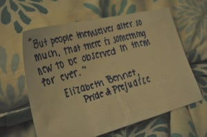 Elizabeth Bennet Quotes (Images)
