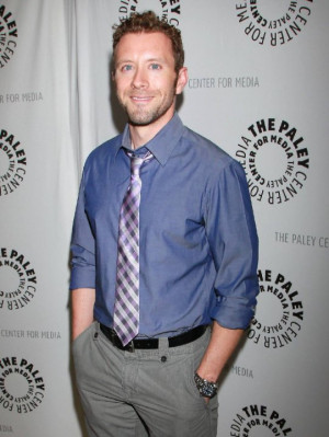 Thyne at event of Bones (2005)