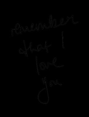 transparent love quotes tumblr