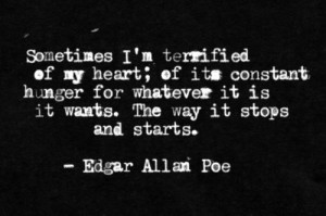 ... for whatever it wants. The way it stops and starts.