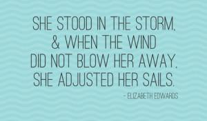 Elizabeth Edwards Life...