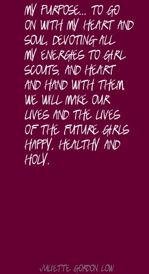 girl scout quotes source http quoteimg com scouts quote 1