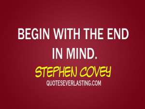 Famous Quotes About The End http://quoteseverlasting.com/quotations ...