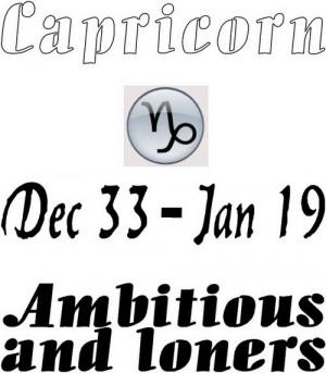 Myspace Comment: Zodiac Sign - Capricorn