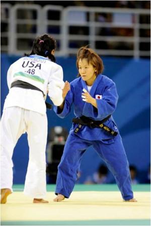 ryoko tani a judoca ryoko tani ganhou uma medalha de ouro tanto nas