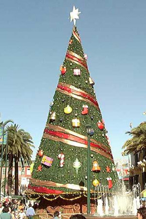 Affordable Christmas Tree