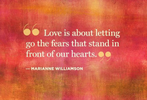 ... Quotes, Favorite Quotes, Quotes About Fear Of Love, Fear Heart