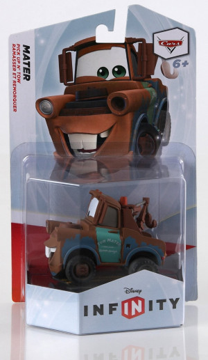 Disney Infinity Single Mater [Pickup & Tow]