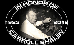 Carroll Shelby Memorial to Live Stream Tonight