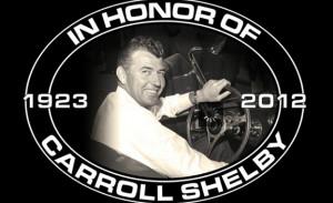 Carroll Shelby Memorial to Live Stream Tonight