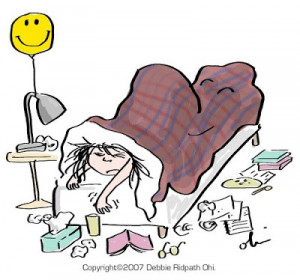 believe that there is nothing worse than being sick. High Fever ...