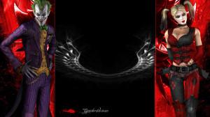Harley Quinn And Joker Wallpaper Harley quinn and joker