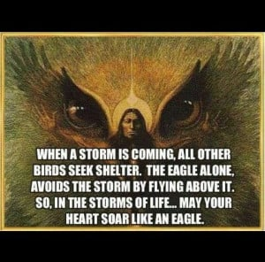 Inner peace Native American quote EagleInspiration, Heart, Quotes, The ...