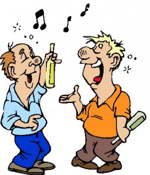 practice church choir clipart