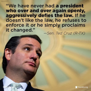 Ted Cruz Quote I know why he gets away with it but it still makes me ...
