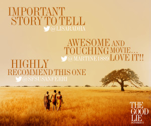 The Good Lie – Review and Giveaway