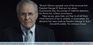 ... george-w-bush-put-into-place-donald-rumsfeld.jpg#george%20w%20bush