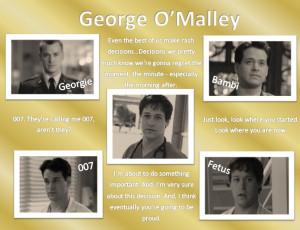 Grey's Anatomy George O'Malley