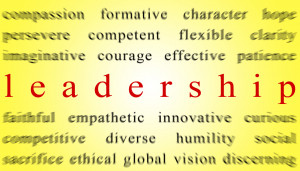 Leadershipdevelopment; if not now, when?