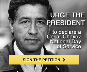 Copyright (c) The Cesar Chavez Foundation 2012. All rights reserved ...