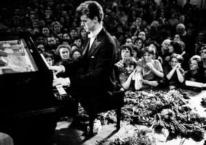 Van Cliburn American Classical Pianist Died Photo Tom