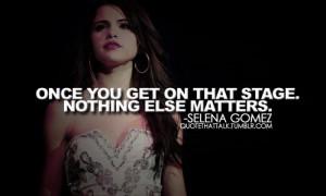 Selena Gomez Tumblr Quotes Selena gomez tumblr quotes
