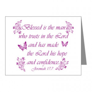 ... Cards & Note Cards > Inspirational Christian quotes Note Cards (Pk of
