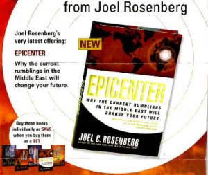 Joel Rosenberg Books in Order