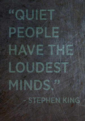 Famous, quotes, wise, sayings, mind, stephen king