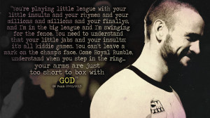CM Punk - Box With God by tom-kneeshaw