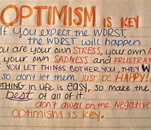 better things are coming, new beginnings, new year, optimism, positive ...