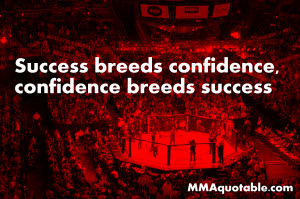 Motivational Quotes For Students Success Success breeds confidence
