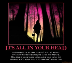 IT'S ALL IN YOUR HEAD -