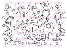 Garden Verses