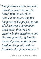 Biography: 6. John Quincy Adams