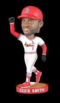 St. Louis Cardinals vs. Los Angeles Dodgers – Ozzie Smith Bobblehead ...