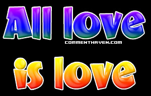 All Love Is Love picture for facebook