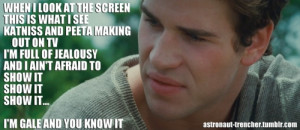 Gale and you know it. - gale-hawthorne Photo