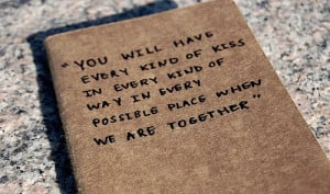 Muah Kiss Quotes and Sayings Wallpaper | Quotes Wallpapers