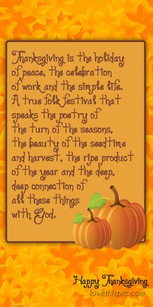Thanksgiving Christian Quotes Quotesgram