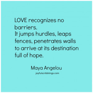 Maya Angelou Quotes to Live By