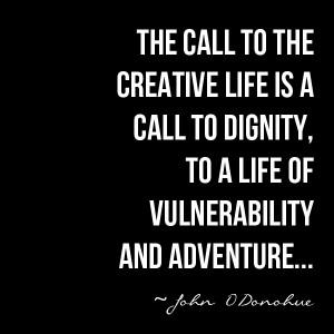 The Creative Life by Paul ODonohue