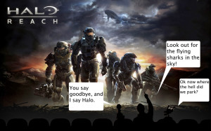 Top Reasons Not Buy Halo Reach