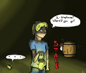 Pewdiepie Barrels Animation
