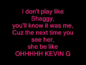 Mean Girls- Kevin G Rap (with lyrics on screen!) | PopScreen
